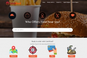 CatchFood.com: The online food ordering services now available in the Middle East
